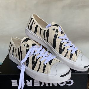 CONVERSE JACK PURCELL OX BLACK/GREIGE/WHITE MEN'S